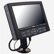 Mobile data terminals - front left